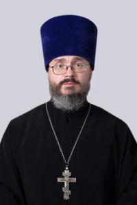 Настоятель Владимир Галкин