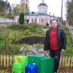 Многодетный отец Павел Ефимов